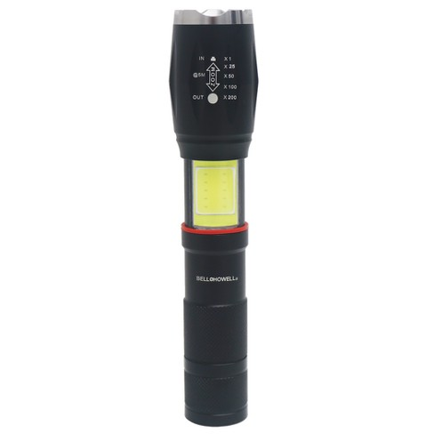 As Seen on TV Bell + Howell Tac Light Elite LED Flashlight
