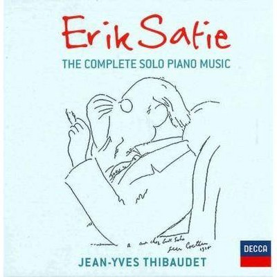 Jean-Yves Thibaudet - Satie: Complete Solo Piano Music (6 CD)