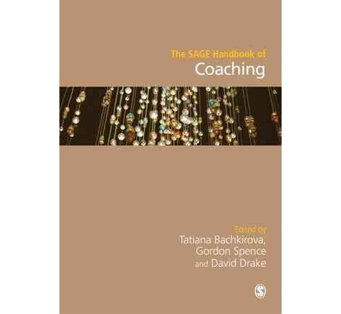 Sage Handbook of Coaching (Hardcover) - image 1 of 1