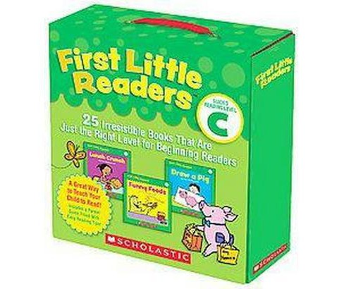 First Little Readers Guided Reading Level C (Paperback) - image 1 of 1
