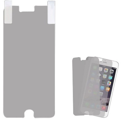 ASMYNA 2-Pack Clear LCD Screen Protector Film Cover For Apple iPhone 6 Plus/6s Plus
