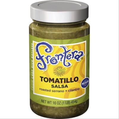 Frontera Tomatillo Salsa 16oz
