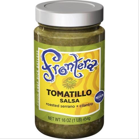 Frontera Tomatillo Salsa 16oz - image 1 of 3