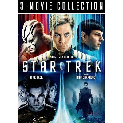 Star Trek Trilogy Collection (DVD)(2020)
