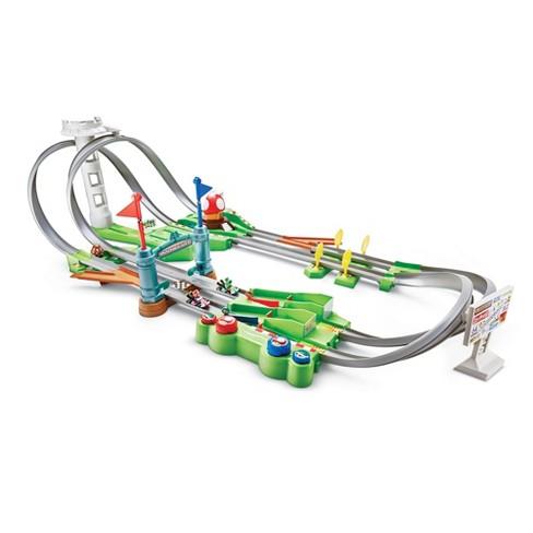 Hot Wheels Mario Kart Circuit Trackset - image 1 of 4