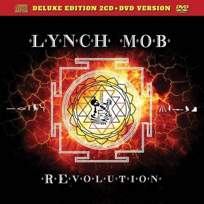 Lynch Mob - REvolution (Deluxe Edition) (CD)