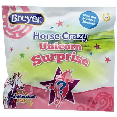 Breyer Animal Creations Breyer Stablemates 1/32 Mystery Unicorn Surprise - One Random Blind Bag