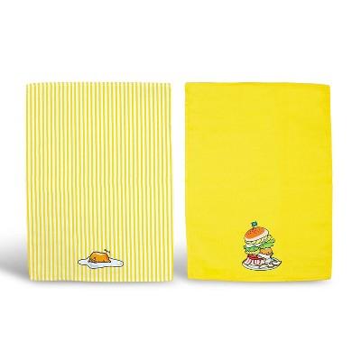 SE7en20 Gudetama Lazy Egg Cute Dish Towels