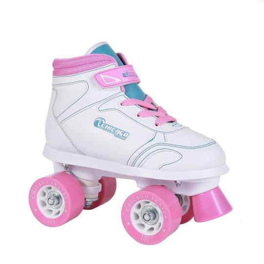 Chicago Girls' Sidewalk Skates - 1 image number null