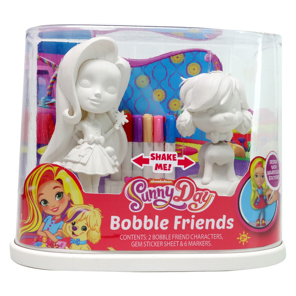 Nickelodeon Sunny Day Bobble Friend