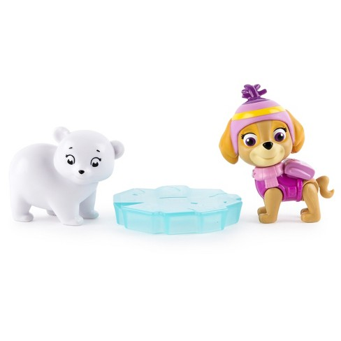 Paw Patrol Skye and Polar Bear Rescue Set - image 1 of 4