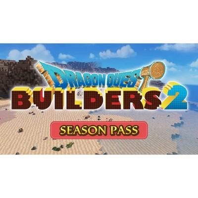 Dragon Quest Builders 2: Season Pass - Nintendo Switch (Digital)