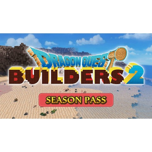 Dragon Quest Builders 2: Season Pass - Nintendo Switch (Digital) - image 1 of 1