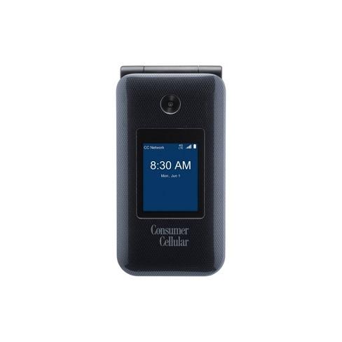 Consumer Cellular Postpaid Link II Flip (8GB) - image 1 of 4