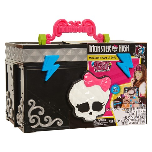 Monster High Make Me Over Case - image 1 of 2