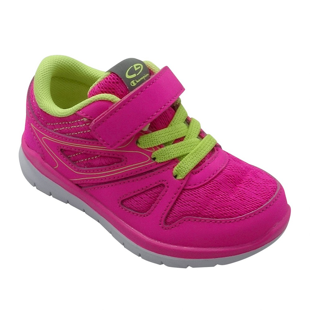 Toddler Girls' Drive 2 Performance Athletic Shoes C9 Champion - Pink 7