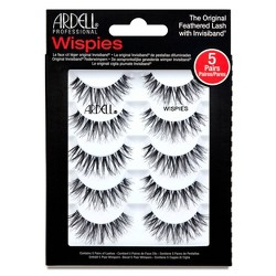 Ardell Eyelash Wispies Multipack Black - 5ct