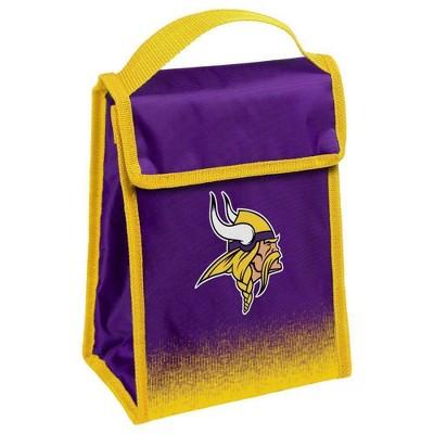 NFL Minnesota Vikings Gradient Lunch Bag