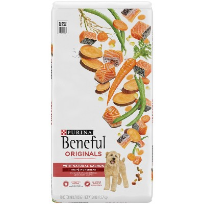 Purina Beneful Originals with Real Salmon Adult Dry Dog Food