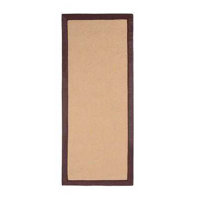 Solid Memory Foam Bath Mat Chocolate - Yorkshire Home - Yorkshire Home