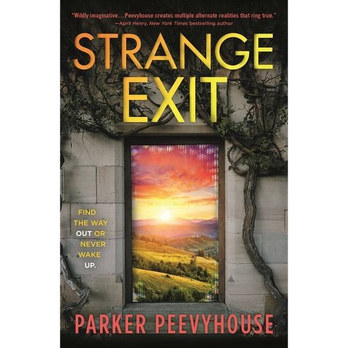 Strange Exit - by  Parker Peevyhouse (Hardcover) - image 1 of 1