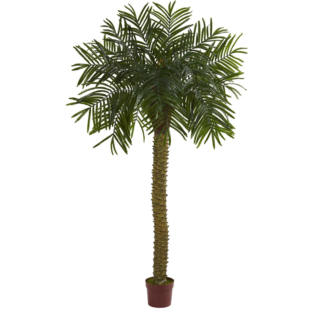 Image of 7ftft Prickly Palm Artificial Tree - Nearly Natural