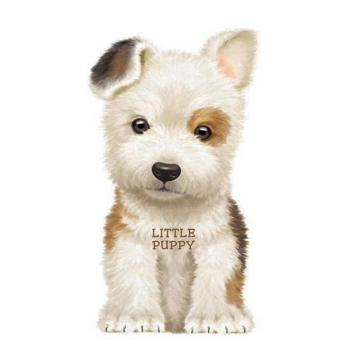 Little Puppy - (Look at Me Books) (Board_book) - image 1 of 1