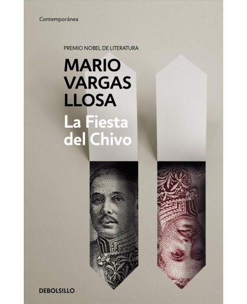 La fiesta del chivo/ The Feast of the Goat -  by Mario Vargas Llosa (Paperback) - image 1 of 1