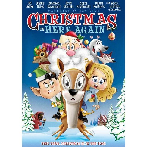 Christmas Is Here.Christmas Is Here Again Dvd