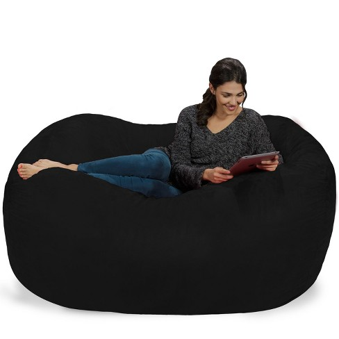 Relax Sack 6 Ft Large Memory Foam Bean Bag Lounger Target