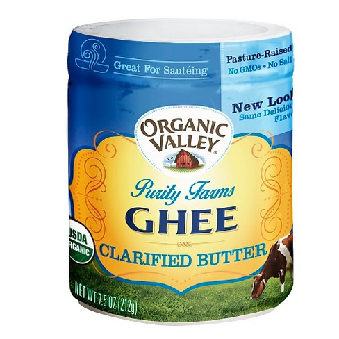 Organic Valley® Purity Farms Ghee - 7.5oz - image 1 of 1