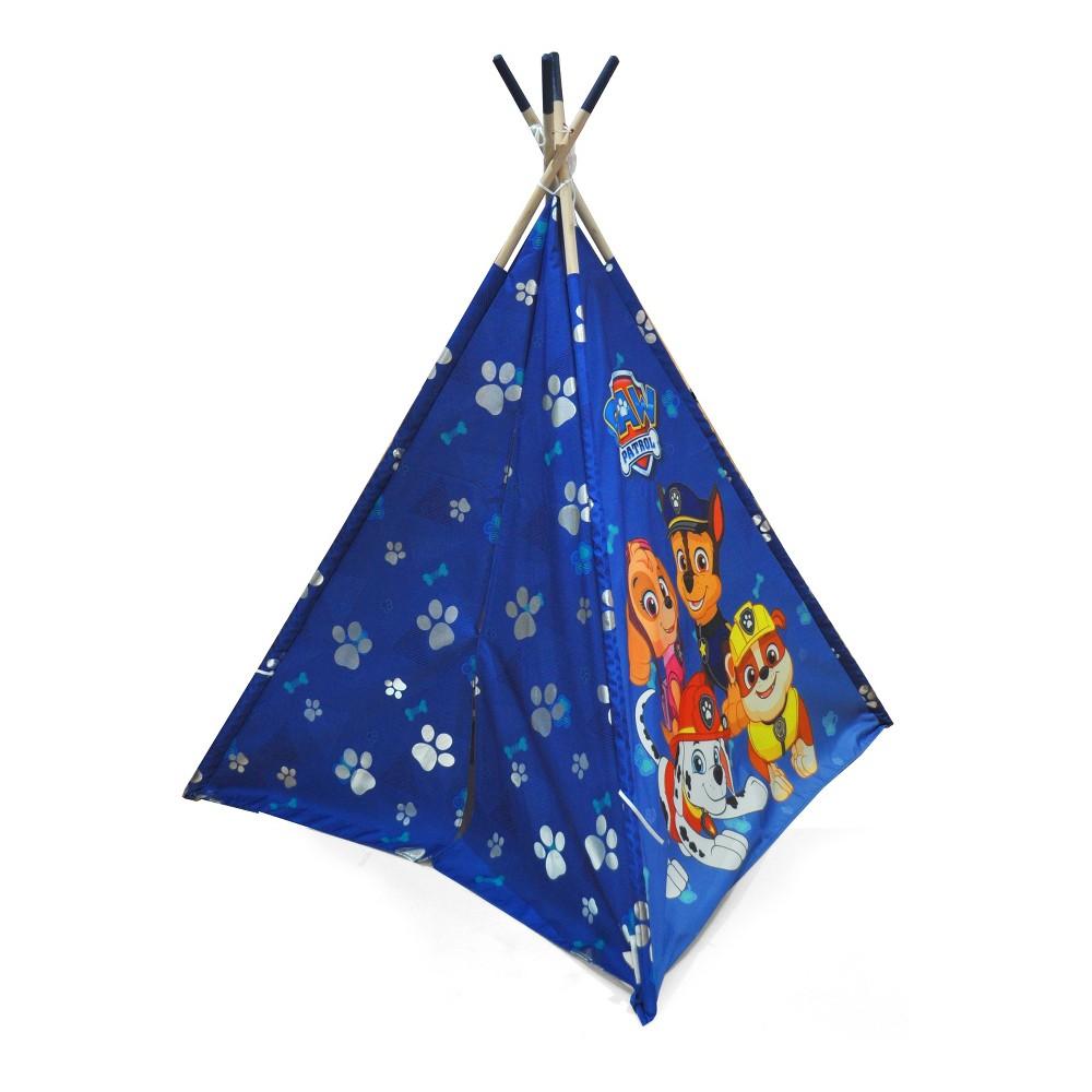 Paw Patrol Blue Play Tent