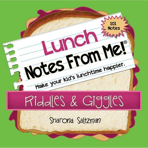 MyWish4U Lunch Notes from Me! Riddles & Giggles - image 1 of 4