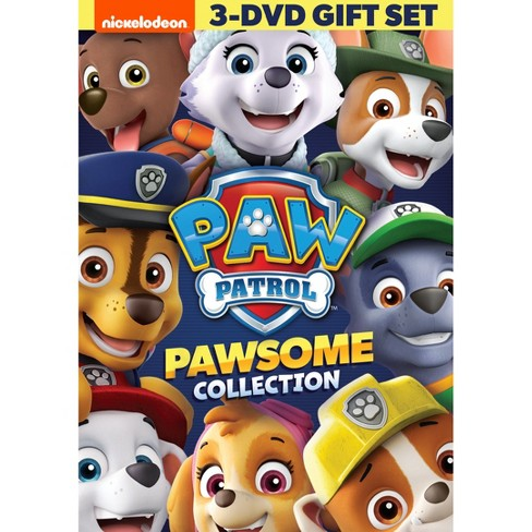 PAW Patrol: Pawsome Collection DVD