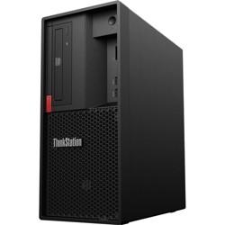 Lenovo ThinkStation P330 30CY001NUS Workstation - 1 x Core i7 i7-9700 - 32 GB RAM - 512 GB SSD - Raven Black - Windows 10 Pro 64-bit - DVD-Writer