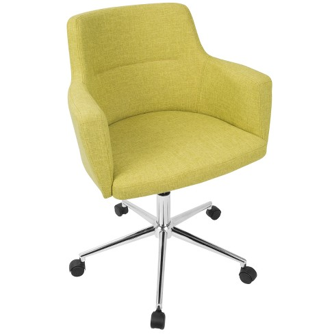 Office Chair Citrus Green Lumisource