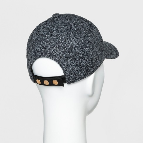 f61c7c935 Women's Baseball Hat - A New Day™ Black