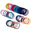 scunci Assorted Colors and Patterns Elastics - 60pk - image 2 of 3