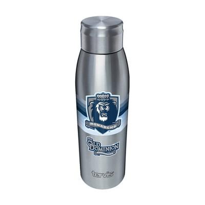 NCAA Old Dominion Monarchs 17oz Retro Strip Stainless Steel Water Bottle