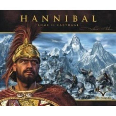 Hannibal - Rome vs. Carthage Board Game - image 1 of 1
