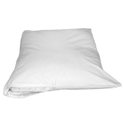Green Zone Jersey Pillow Protector White (2 Pack) - image 1 of 1