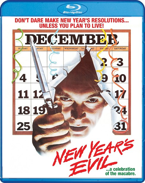 New Year's Evil (Blu-ray) - image 1 of 1