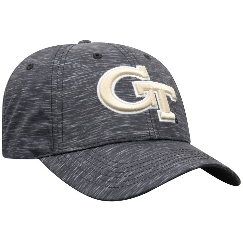 NCAA Men's Georgia Tech Yellow Jackets Charcoal Spacedye Hat - image 1 of 2
