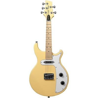 Gold Tone GME-5 Electric Solidbody 5-String Mandolin Cream Gloss