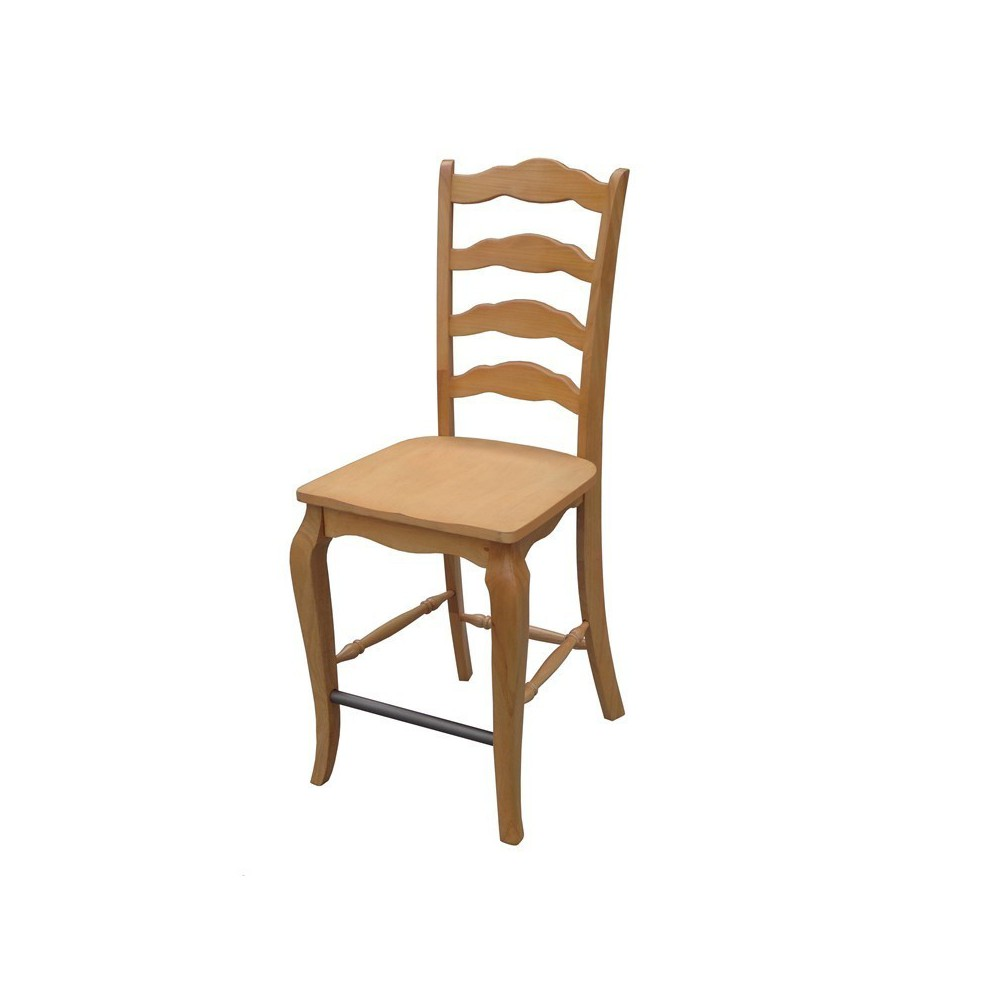 Country Lodge Counter Stool - Pine (Green) - Home Styles