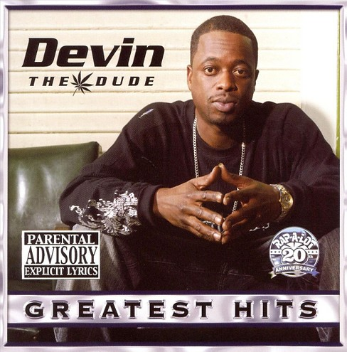 Devin the dude - Best of devin the dude [Explicit Lyrics] (CD) - image 1 of 1