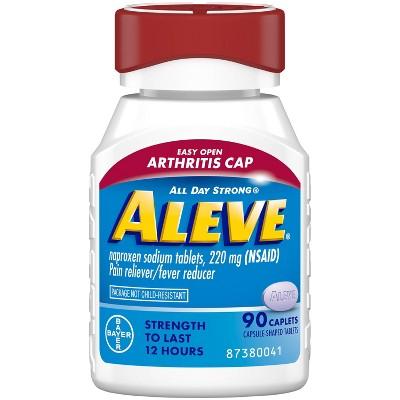 Aleve AcetaminophenArthritis Caplet (NSAID) - 90ct