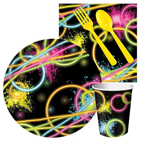 Glow Party Snack Pack Party Kit - image 1 of 1