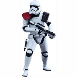 Star Wars First Order Stormtrooper Officer 1:6 Scale Collectible Figure