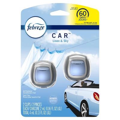 Air Fresheners: Febreze CAR